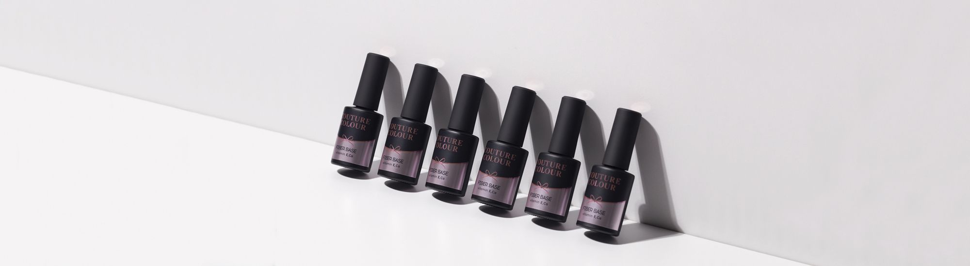 Couture Colour Revital Fiber Base Clear Pink