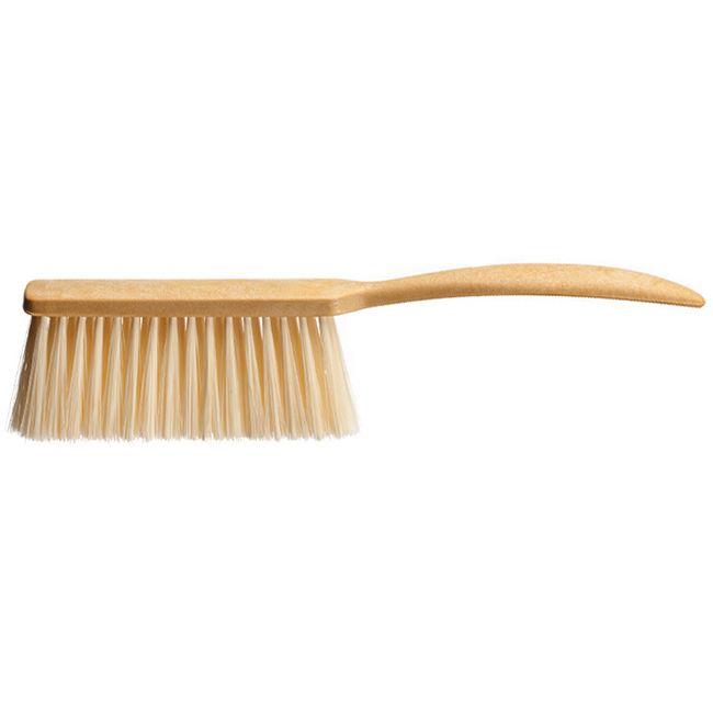 Щетка-сметка для волос Eurostil Brush Neck Barbero (искусственная щетина, светлая)