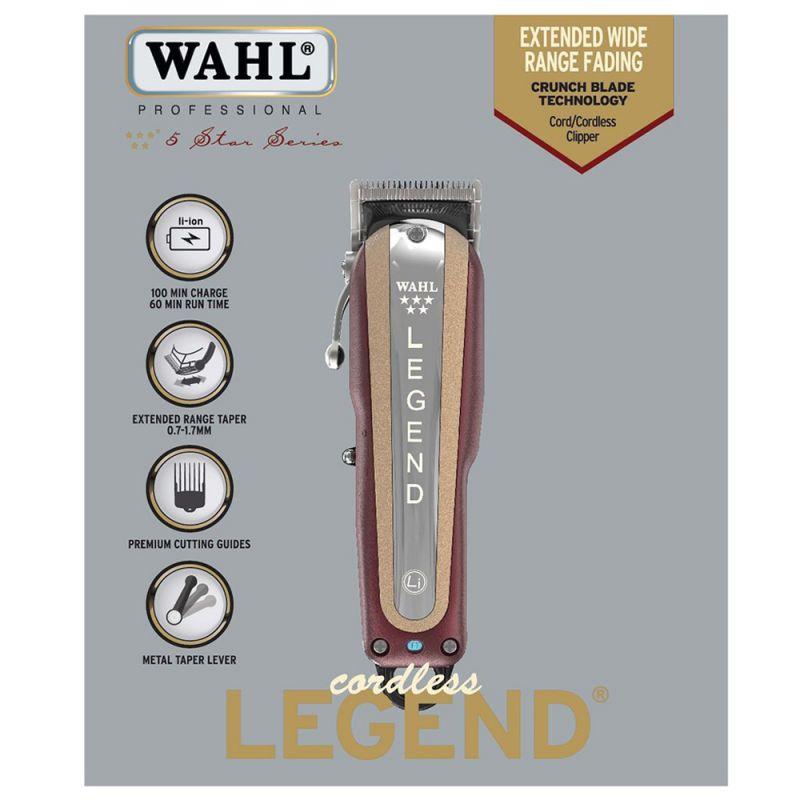 Машинка для стрижки Wahl Legend Li Cordless