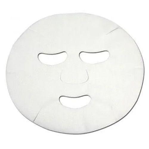 Маска-салфетка косметологическая для лица Doily (спанлейс, сетка) 50 штук