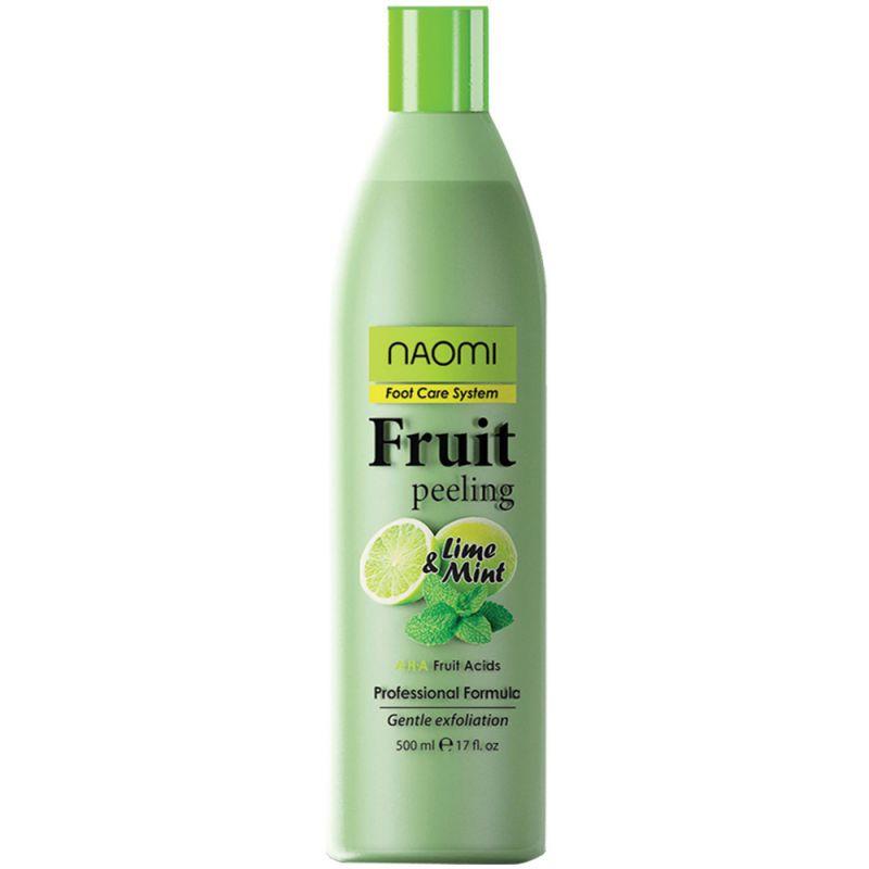 Фруктовый пилинг для ног Naomi Fruit Peeling 500 мл