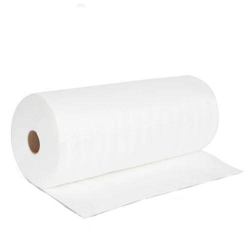 Полотенца одноразовые в рулоне Doily 50х80 см 40г/м2 (спанлейс, гладкие) 100 штук