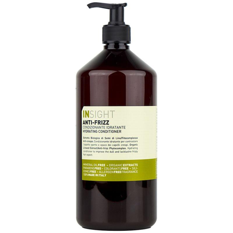 Кондиционер увлажняющий для всех типов волос Insight Anti-Frizz Hair Hydrating Conditioner 900 мл