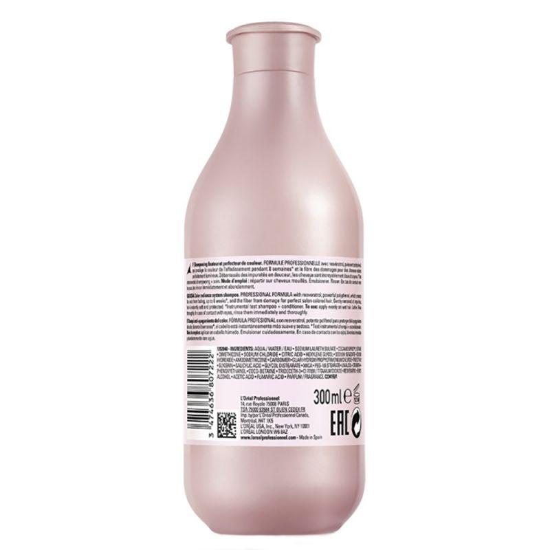 Шампунь для окрашенных волос L'Oreal Professionnel Serie Expert Vitamino Color Resveratrol Shampoo 300 мл