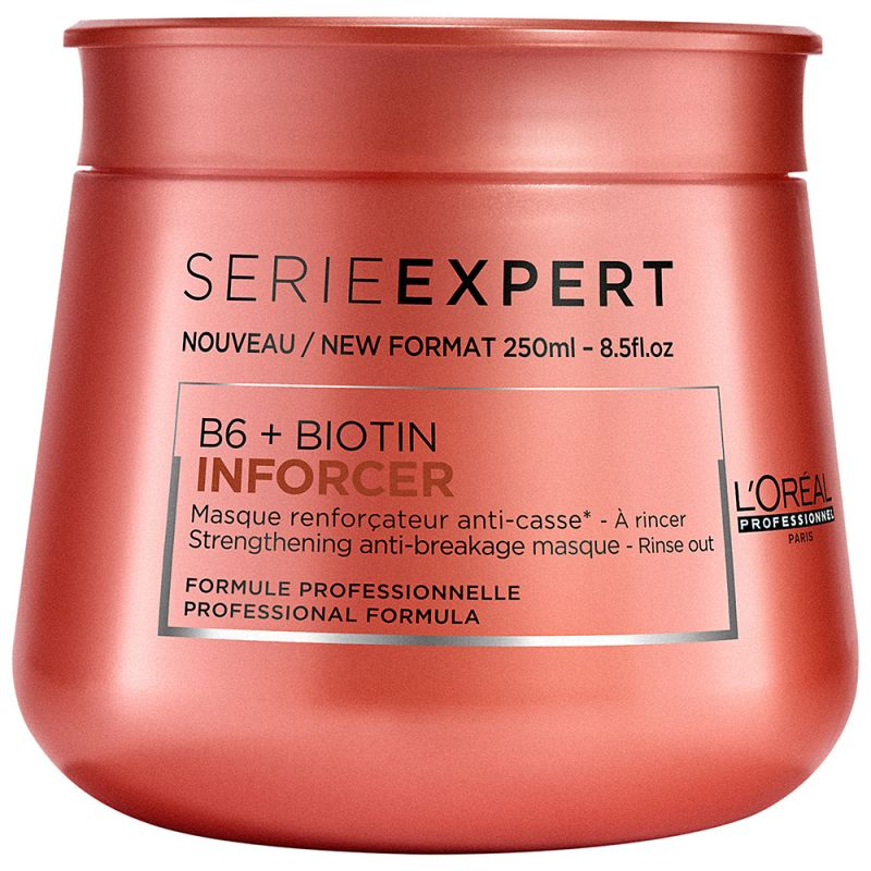 Маска для укрепления волос L'Oreal Professionnel Inforcer Strengthening Anti-Breakage Masque 250 мл