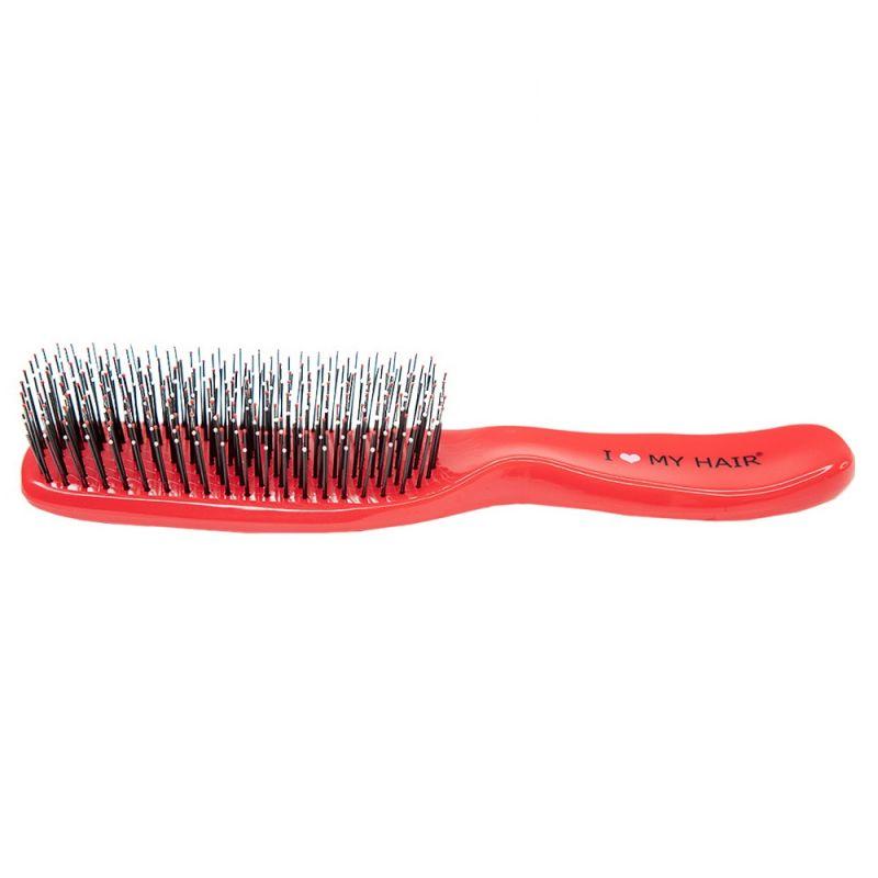 Массажная щетка I Love My Hair Spider 1501 Red