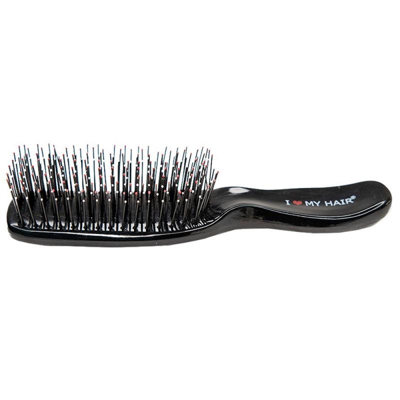 Массажная щетка I Love My Hair Spider 1503 Black