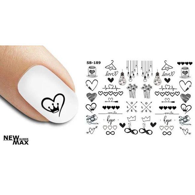 Слайдер-дизайн New Max Love SB-189