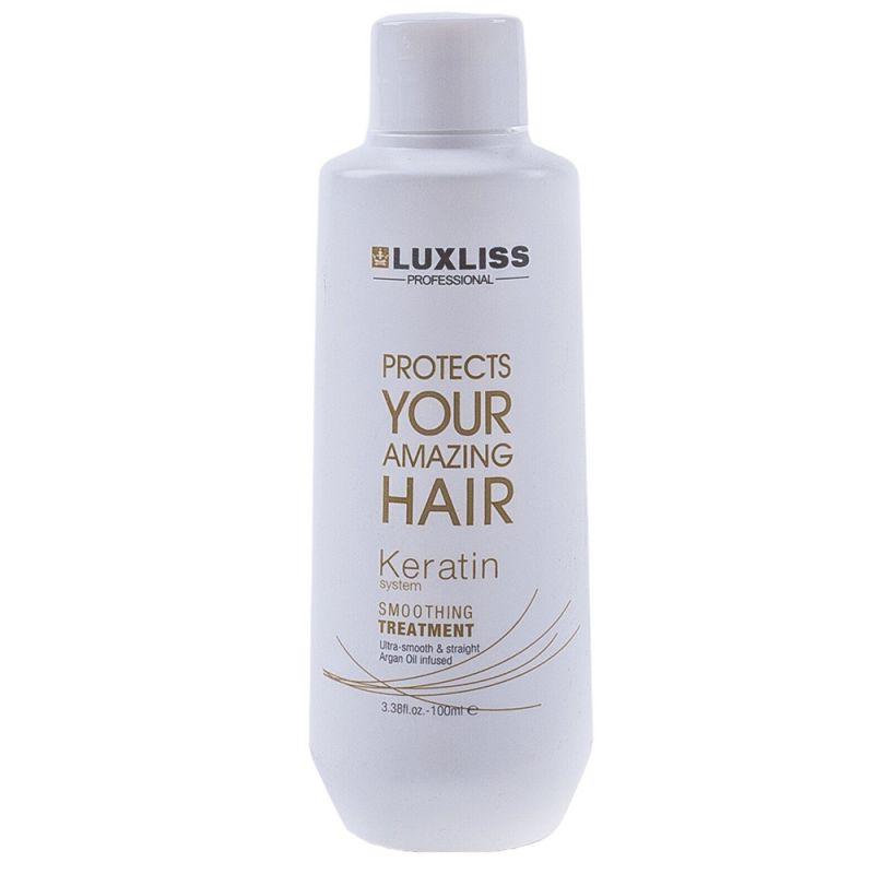 Кератин для выпрямления волос Luxliss Keratin Smoothing Treatment 100 мл