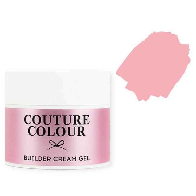Строительный крем-гель Couture Builder Cream Gel Gray Pink (розовая дымка) 15 мл