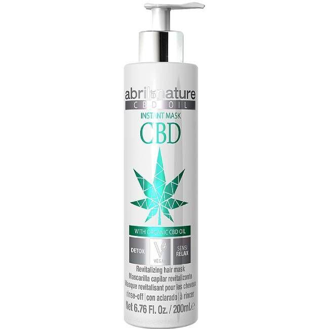 Маска-детокс Abril et Nature CBD Cannabis Oil (с конопляным маслом) 200 мл