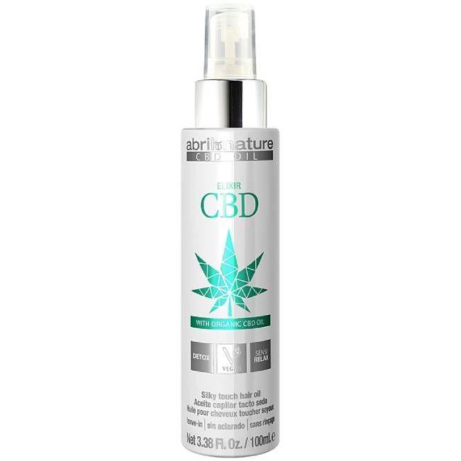 Эликсир-детокс Abril et Nature CBD Cannabis Oil Elixir (с конопляным маслом) 100 мл