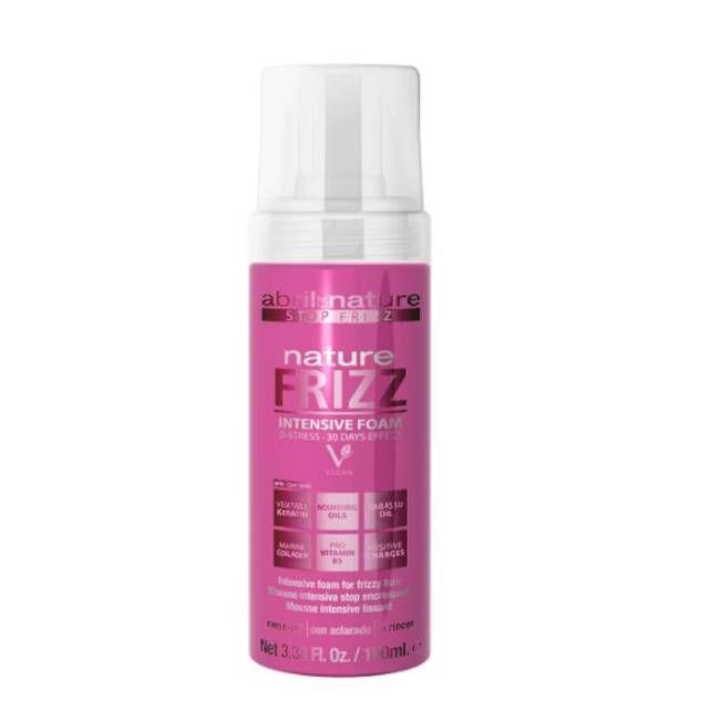 Мусс для выравнивания волос Abril et Nature Nature Frizz Foam 100 мл