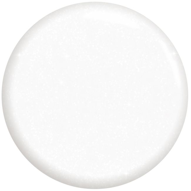 Гель-лак GO Active Always Sparkle №01 (молочно-белый с шиммером) 10 мл