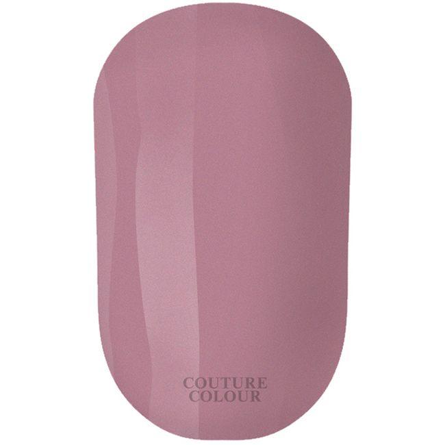 Гель-лак Couture Colour Winter Roseate №05 (розовый велюр, эмаль) 9 мл