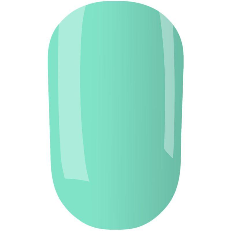 Гель-лак Couture Colour №141 (бирюзово-мятный, эмаль) 9 мл