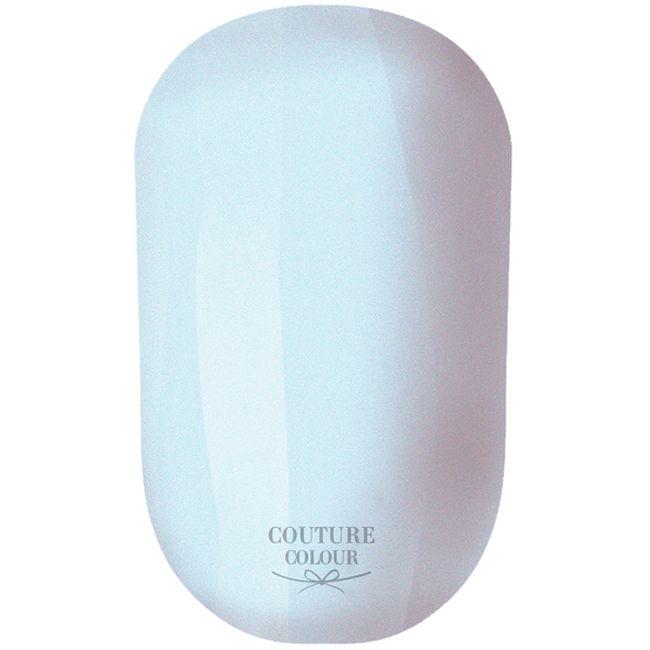 Гель-лак Couture Colour №143 (молочно-голубой с микроблескам) 9 мл