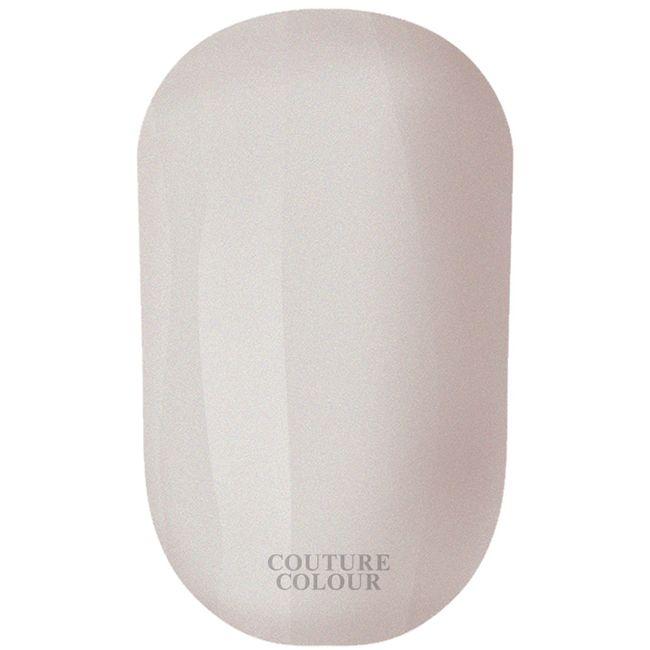 Гель-лак Couture Colour Mount Fuji №152 (молочно-серый, эмаль) 9 мл