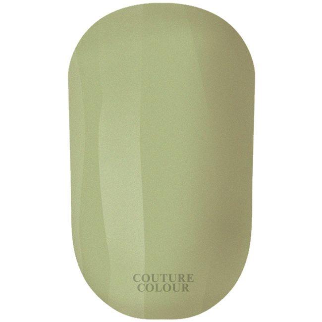 Гель-лак Couture Colour Mount Fuji №154 (фисташковый, эмаль) 9 мл