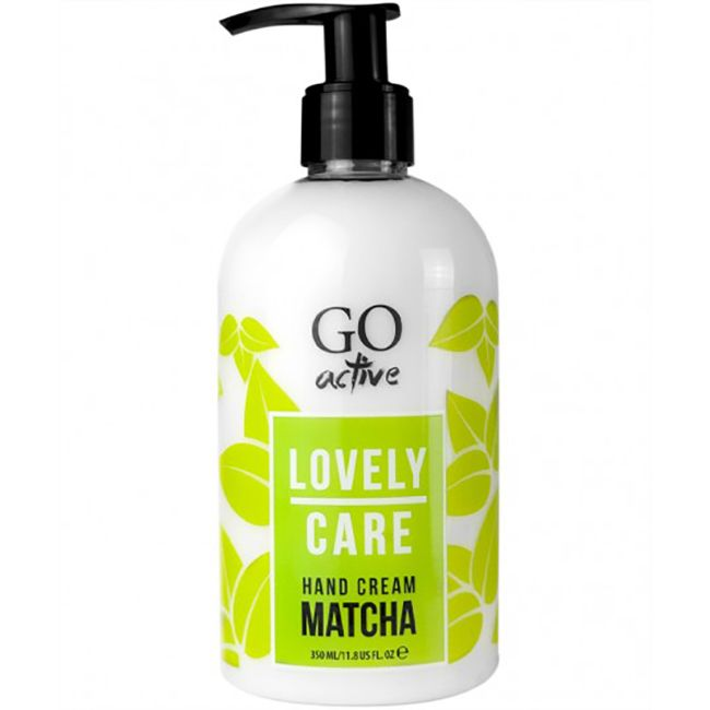 Крем для рук GO Active Sweet Care Hand Cream Matcha Tea 350 мл
