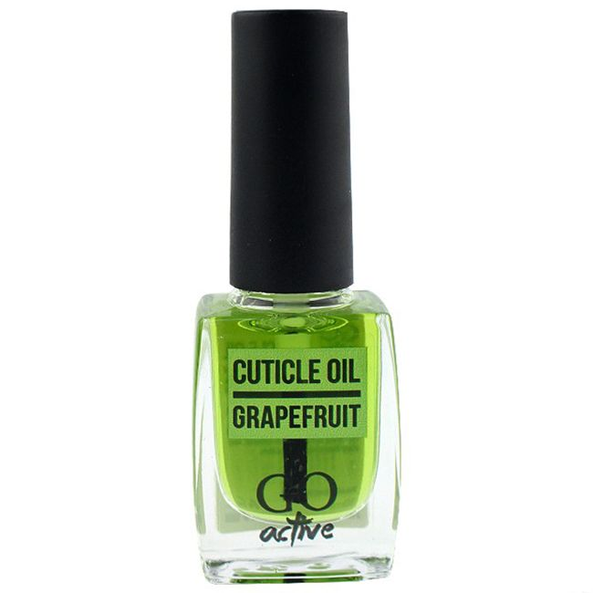 Масло для кутикулы GO Active Cuticle Oil Grapefruit 10 мл