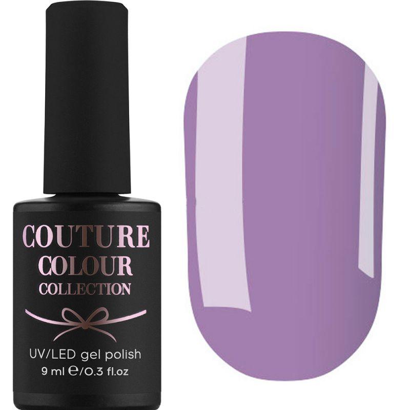 Гель-лак Couture Colour №169 (аметистовый, эмаль) 9 мл