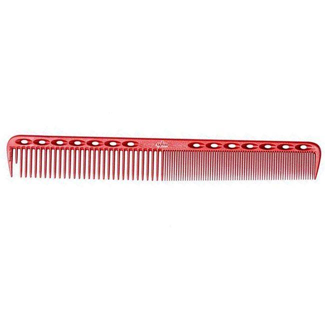 Расческа для стрижки Y.S. Park Cutting Combs YS-339 Red