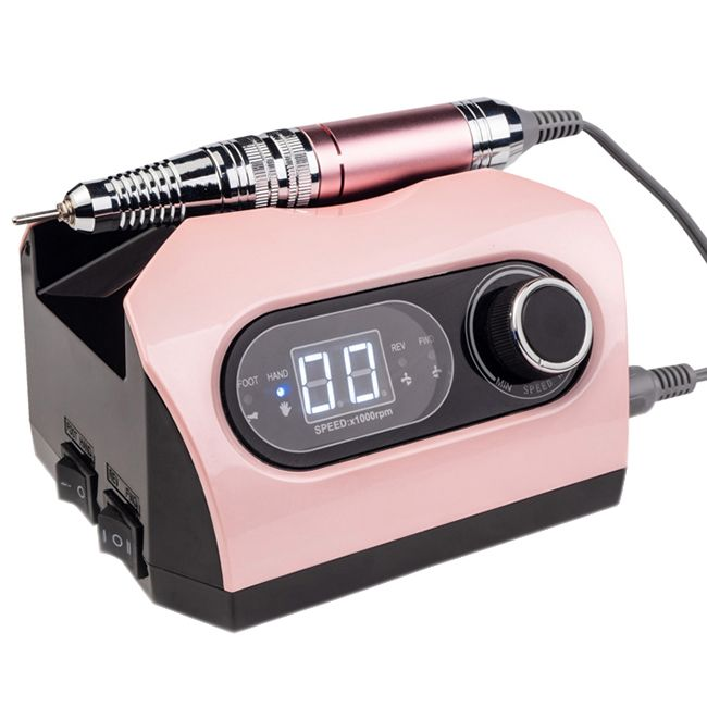 Фрезер для маникюра Bucos Nail Drill ZS-717 PRO Pink