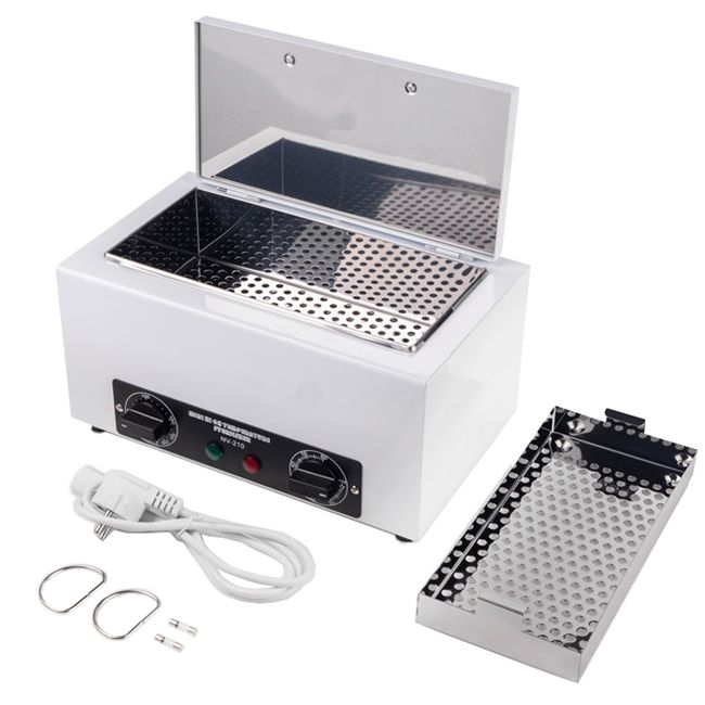 Сухожаровой шкаф Yre Mini High Temperature Sterilizer NV-210 White