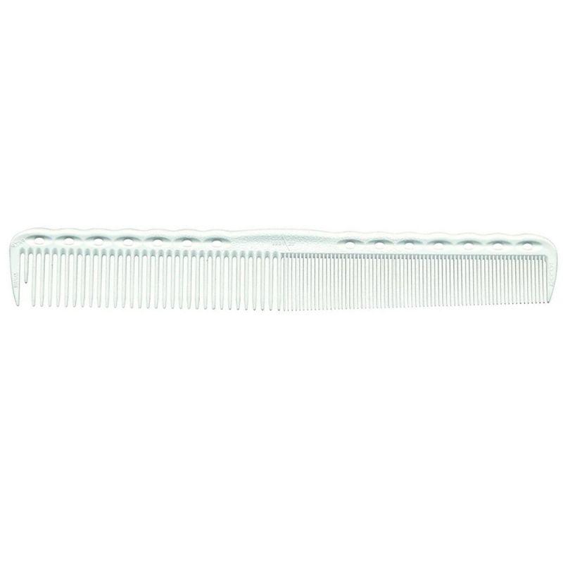 Расческа для стрижки Y.S. Park Cutting Combs YS-334 White