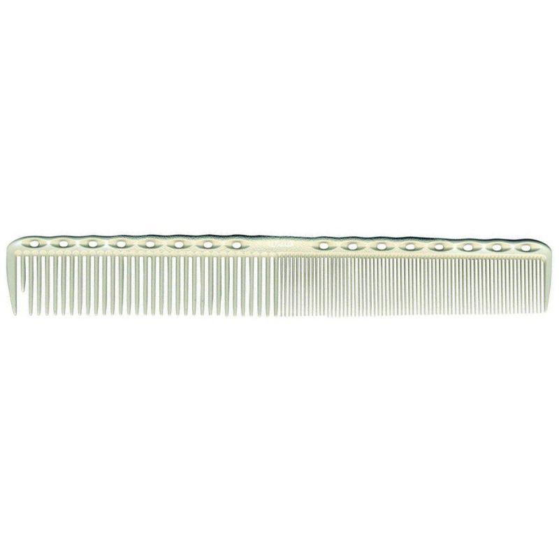 Расческа для стрижки Y.S. Park Cutting Combs YS-336 White