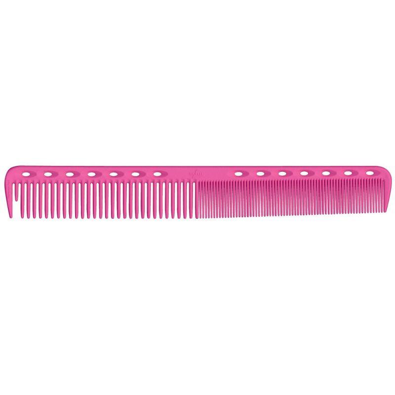 Расческа для стрижки Y.S. Park Cutting Combs YS-339 Pink