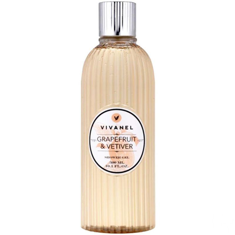 Гель для душа Vivian Gray Vivanel Grapefruit & Vetiver Shower Gel 300 мл