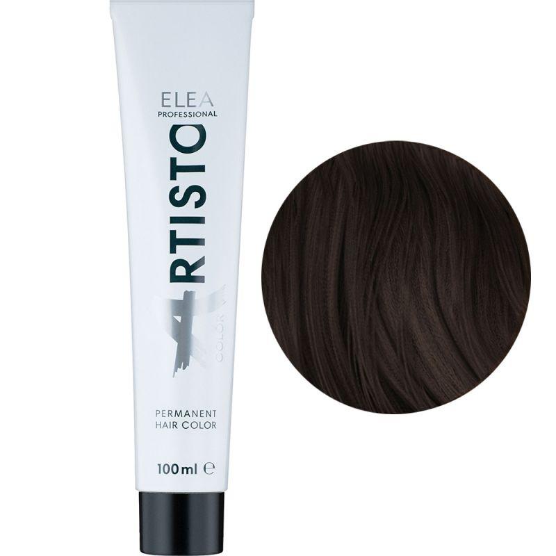 Крем-краска для волос Elea Professional Artisto Color 4.7 (коричневый шатен) 100 мл