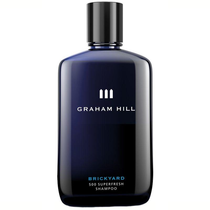 Шампунь для волос Graham Hill Brickyard 500 Superfresh Shampoo 250 мл