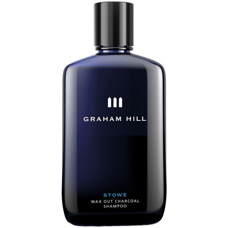 Шампунь для волос Graham Hill Stowe Wax Out Charcoal Shampoo 250 мл