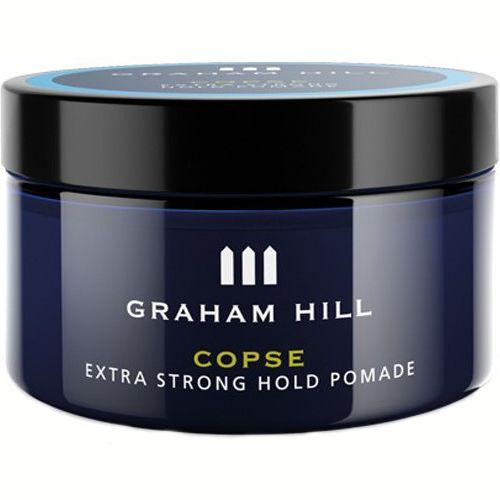 Паста для волос экстрасильной фиксации Graham Hill Copse Extra Strong Hold Pomade 75 мл