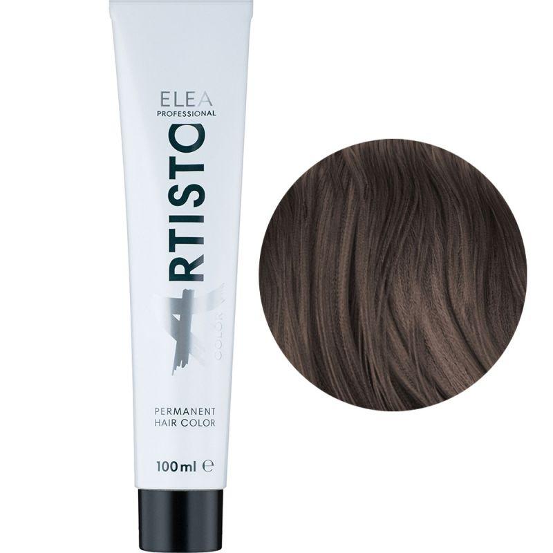 Крем-краска для волос Elea Professional Artisto Color 6.00 (темно-русый натуральный экстра) 100 мл