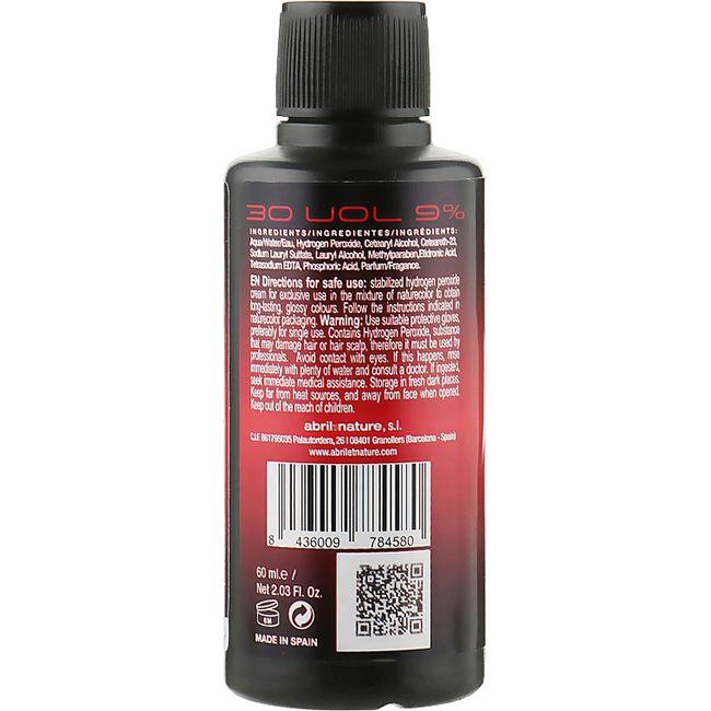 Окислительная эмульсия Abril et Nature Color Oxydant 30 Vol 9% 60 мл