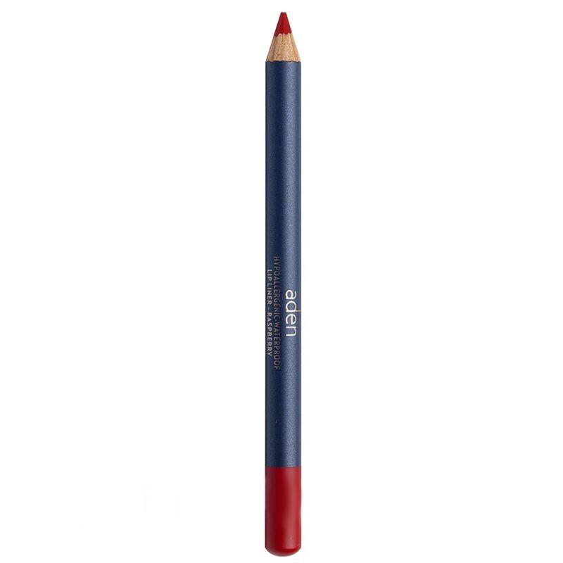 Карандаш для губ Aden Lip Liner Pencil №49 Raspberry (малиновый)