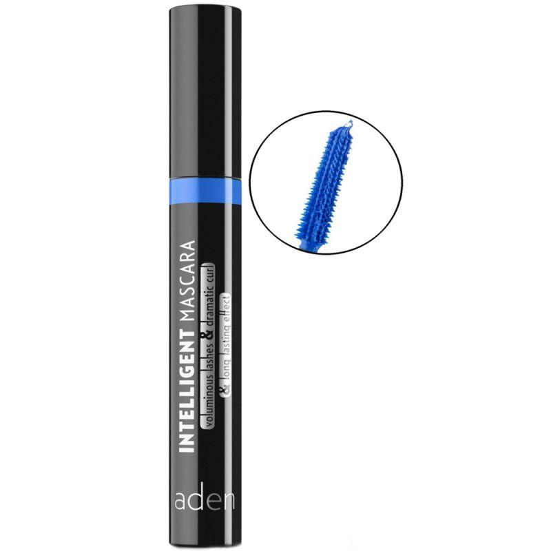 Тушь для ресниц Aden Intelligent Mascara Blue (синий)
