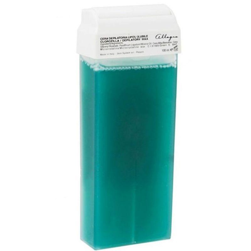 Воск кассетный Allegra Chlorophyll 100 мл