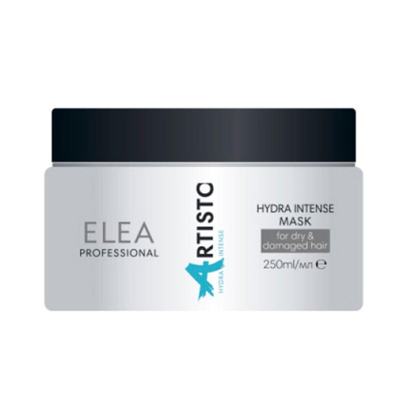 Маска увлажняющая для сухих волос Elea Profesional Artisto Hydra Intense Mask 250 мл