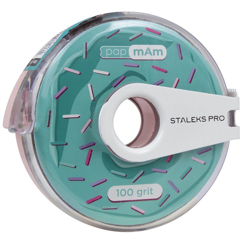 Сменный файл-лента papmAm Staleks Pro Bobbi Nail Expert (100 грит) 6 м