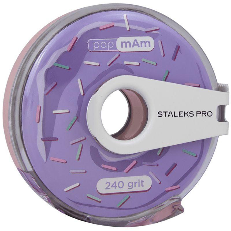 Сменный файл-лента papmAm Staleks Pro Bobbi Nail Expert (240 грит) 6 м
