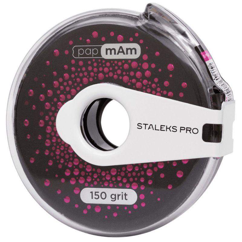 Сменный файл-лента в катушке Staleks Pro papmAm Bobbi Nail Exclusive (150 грит) 6 м
