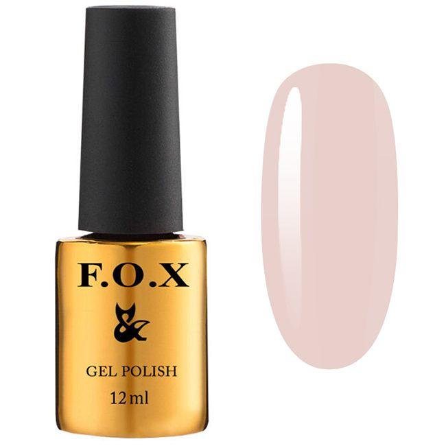 Гель для укрепления ногтей F.O.X Smart GeI Unisex by Masha Create №002 (телесно-бежевый) 12 мл