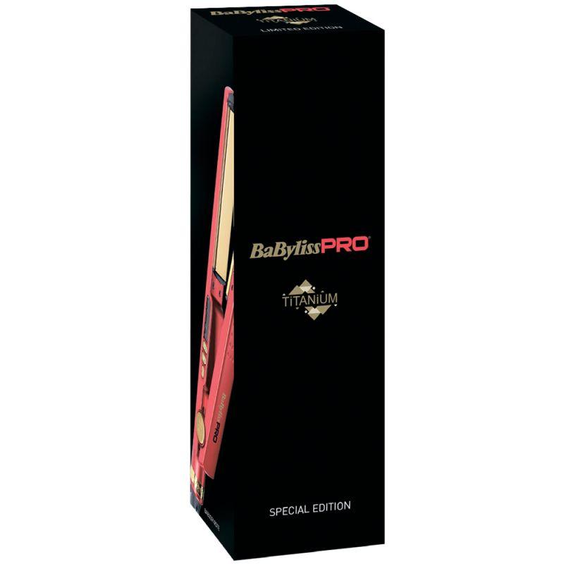 Утюжок для волос BaByliss PRO BAB3091RDTE Titanium