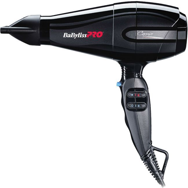 Фен для волос BaByliss PRO BAB6520RE Caruso