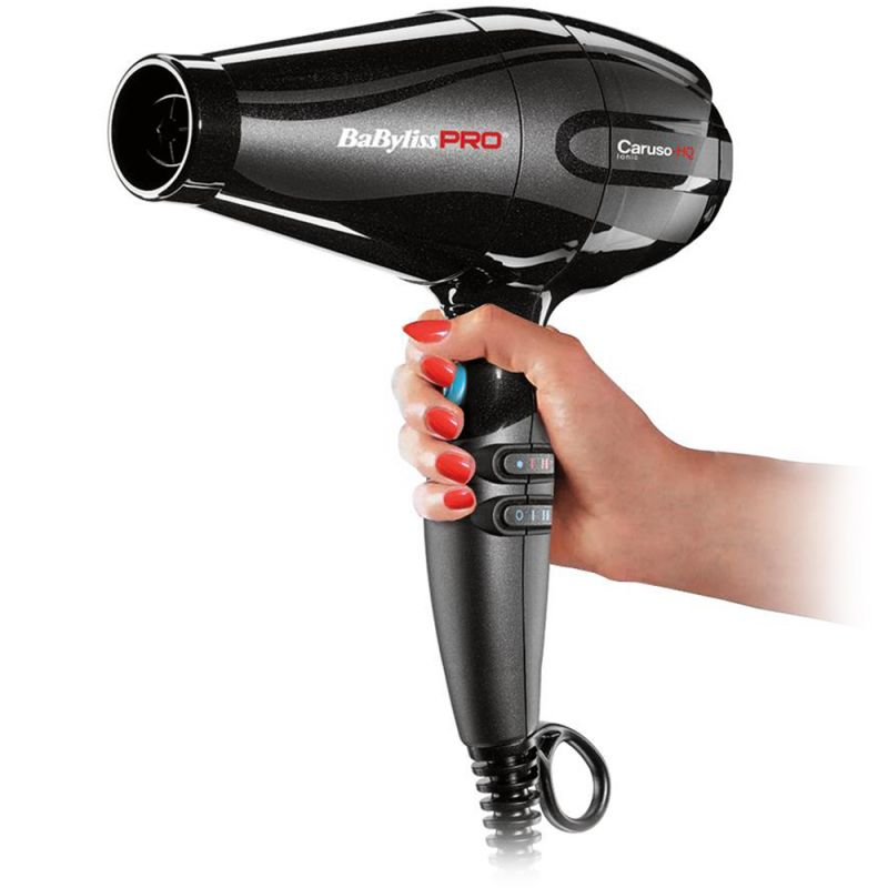 Фен для волос BaByliss PRO BAB6970IE Caruso-HQ